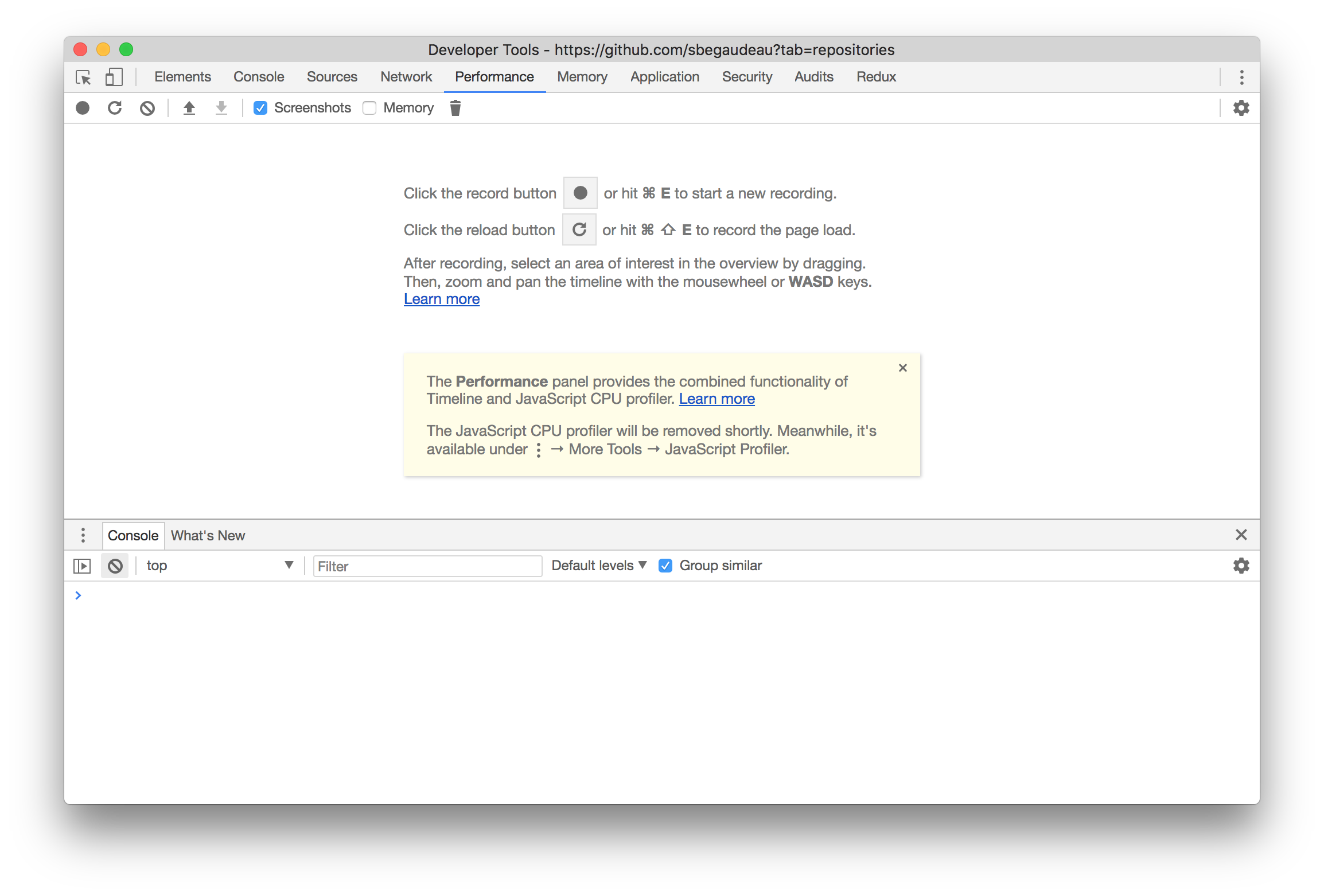 Chrome Devtools - Part 5