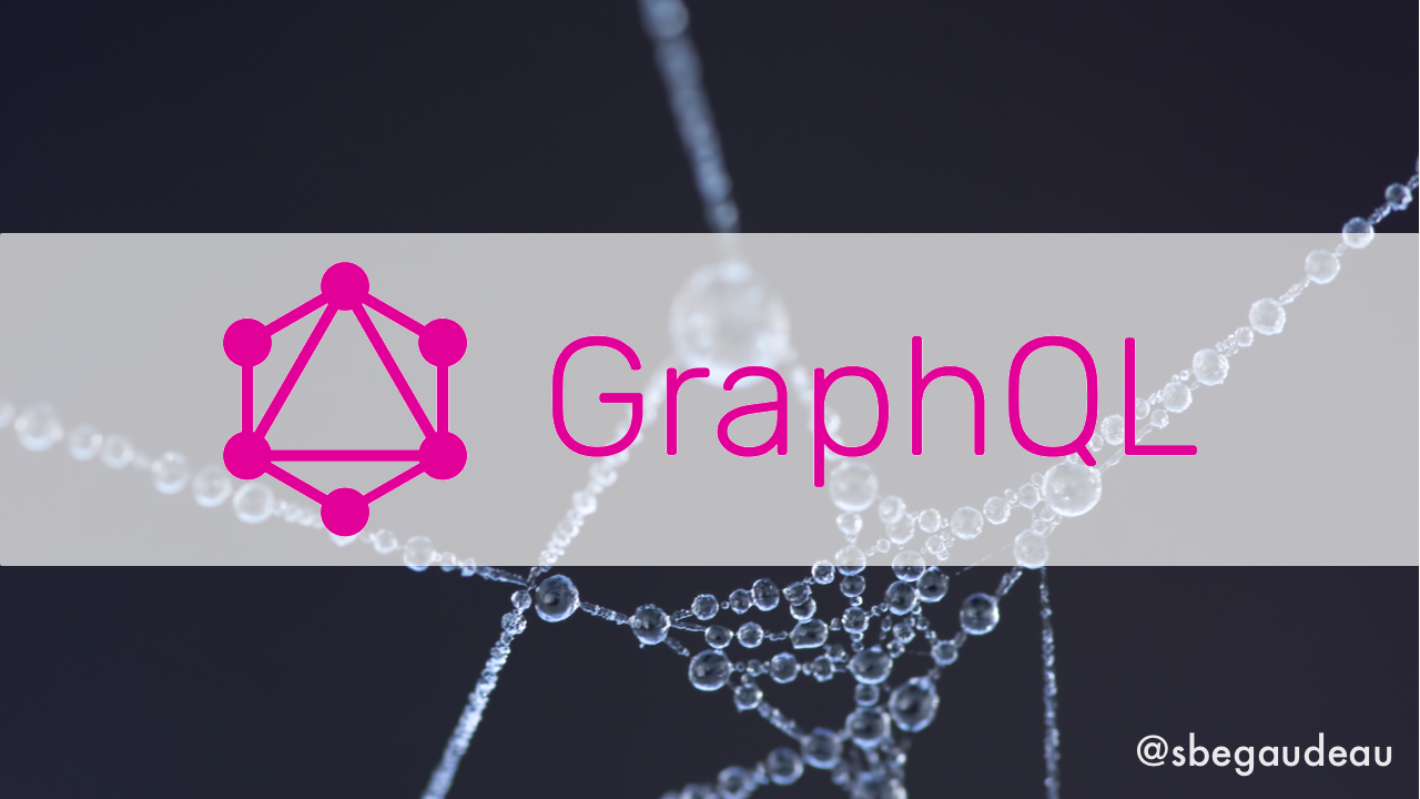 Getting started with GraphQL - From REST to GraphQL