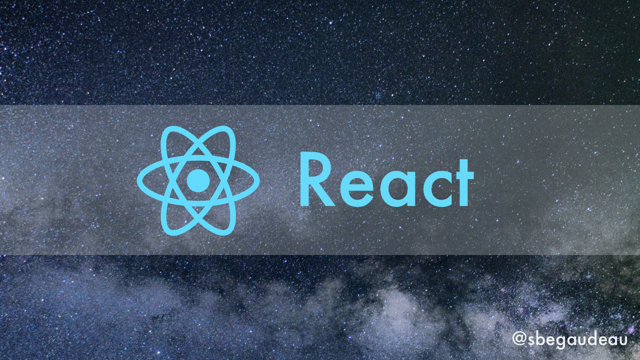 From Vanilla JavaScript to React - Understanding React from