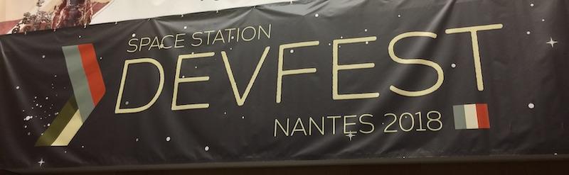 DevFest Nantes 2018